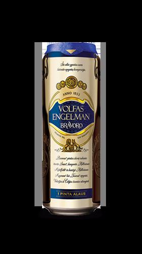 Volfas Engelman - Brewery pint