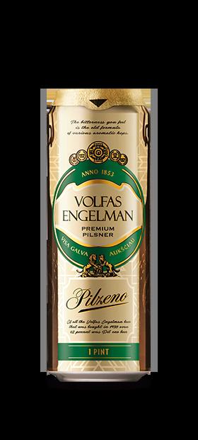 Volfas engelman - PILZENO