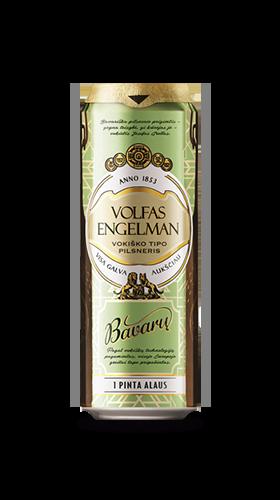 Volfas Engelman - Bavarian Pilsner