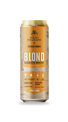 FLAVOURS OF THE WORLD - BLOND