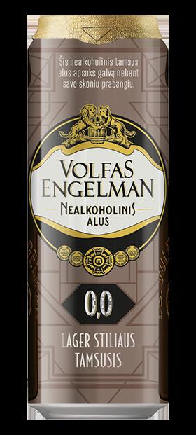 Volfas Engelman - NEALKOHOLINIS