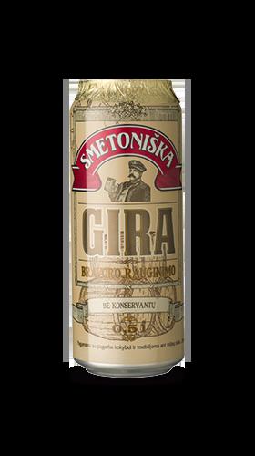 "Traditional ""SMETONIŠKA"" kvass"