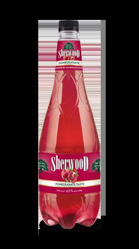 Sherwood - GRANATŲ skonio