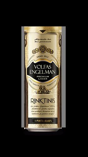 Volfas Engelman - RINKTINIS