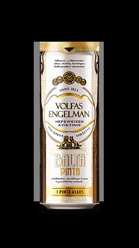 Volfas Engelman - WHITE PINT