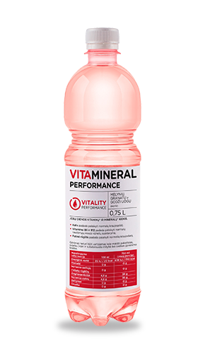 vitamineral performance - vitality