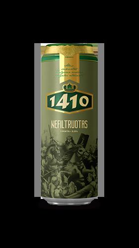 1410 - nefiltruotas