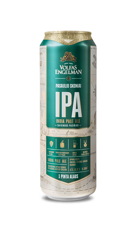 Flavours of the world - IPA