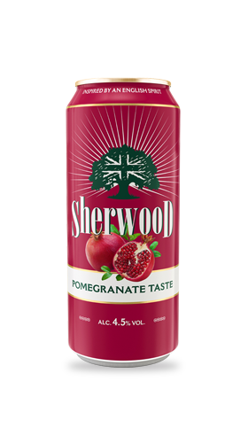 Pomegranate taste