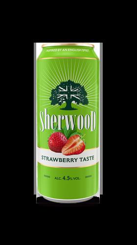 Strawberry taste