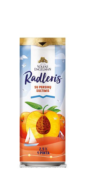 Peach Radler