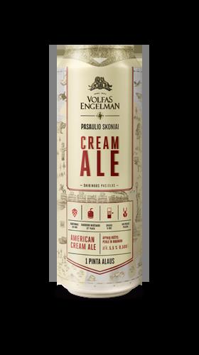Pasaulio skoniai - Cream Ale