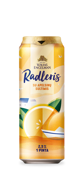 Orange Radler