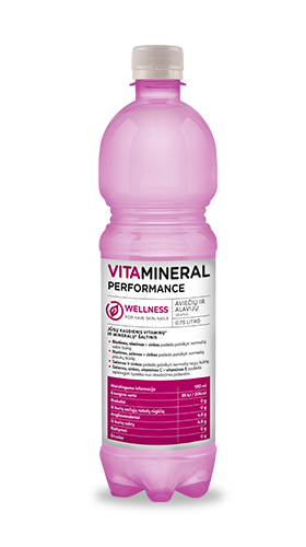 VITAMINERAL PERFORMANCE WELLNESS