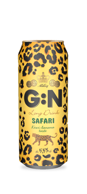 Safari Kiwi-Banana taste