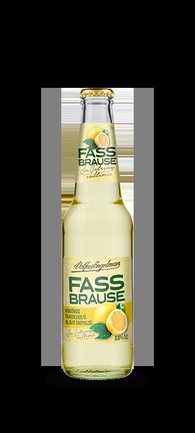 Citrinų skonio Fassbrause