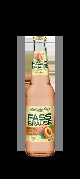 PEACH Fassbrause
