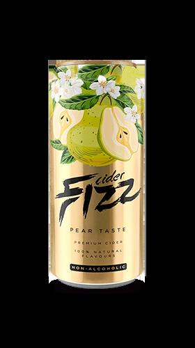 Fizz - nealkoholinis kriaušių skonio