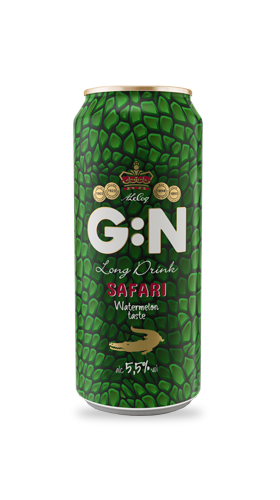 G:N Safari Watermelon taste