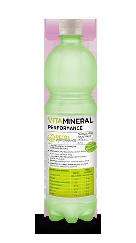Vitamineral Performance DETOX