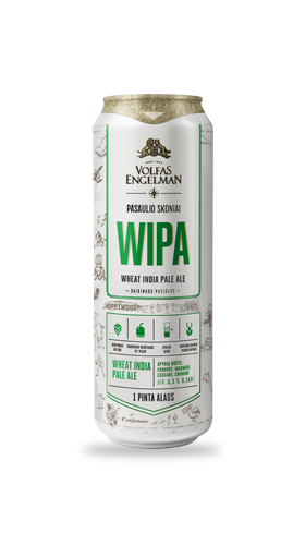 WIPA Flavors of the world