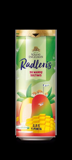 MANGŲ RADLERIS