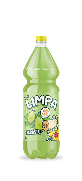 LIMPA MULTIVITAMINŲ LIMONADAS