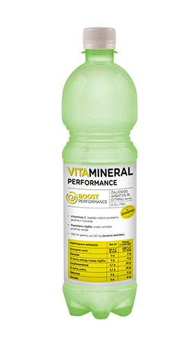VITAMINERAL PERFORMANCE BOOST