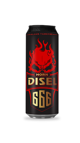 """HORN DISEL """"666"""""""