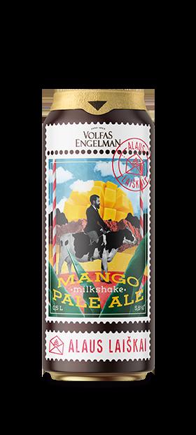 Milkshake mango pale ale