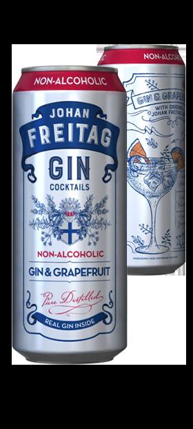 Nealkoholinis Johan Freitag kokteilis